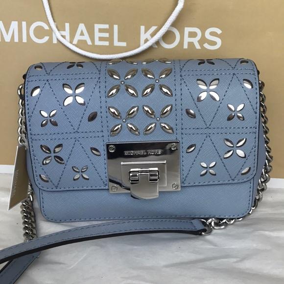 28067a9e1fa9 💦🌻mk crossbody clutch🌻Tina small leather. Listing Price   126